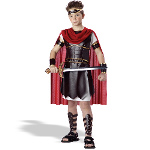 Gladiator Warrior Child Costume 100-133040