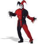 Vile Jester  Adult Costume 100-133314
