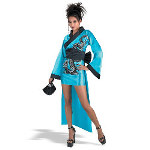 Dragon Geisha Adult Costume 100-133710