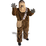 Star Wars Chewbacca Super Deluxe Child Costume 100-134981