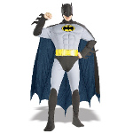 The Batman Muscle Chest Adult Costume 100-135143