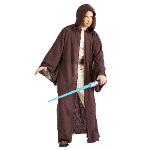 Star Wars - Jedi Robe Deluxe Adult Costume 100-134952