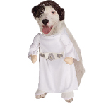 Star Wars Princess Leia Dog Costume 100-134748