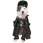 Star Wars Darth Vader Dog Costume 100-134752