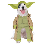 Star Wars Yoda Dog Costume 100-134756