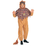 The Wizard of Oz  Cowardly Lion  Adult Costume 100-100085