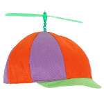 Alice In Wonderland - Classic Tweedledee/Tweedledum Hat 100-134394