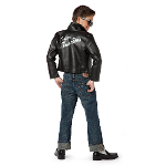 Fifties Thunderbird Jacket Child Costume 100-134228
