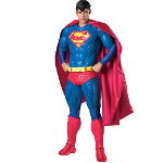 Collector's Edition Superman Adult Costume 100-135685
