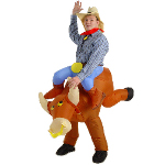 The Illusion Bull Rider  Adult 100-140104