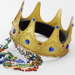 King Crown (Fabric)   100-140428