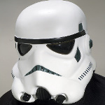 Stormtrooper Collectors Helmet   100-138789