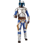 Star Wars  Jango Fett Deluxe Adult 100-111977