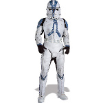 Star Wars Clone Trooper Deluxe Child Costume 100-138906