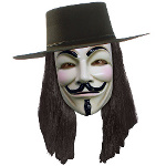 V for Vendetta Mask 100-139173