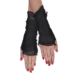 Fishnet Glovelettes 100-139385