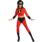 The Incredibles - Mrs. Incredible  Adult 100-139821