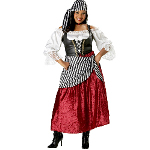 Pirate's Wench Elite Collection Adult Plus Costume 100-139940