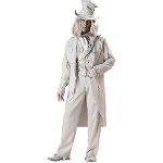 Ghostly Gent Elite Collection Adult Costume 100-140007