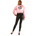Pink Dolls Satin Jacket Adult Plus Costume 100-141995