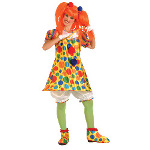 Giggles The Clown Adult Costume 100-144602