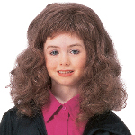 Harry Potter - Hermione Granger Child Wig 100-145034