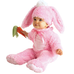 Pink Bunny Infant Costume 100-145046