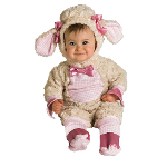 Pink Lamb Infant Costume 100-145048