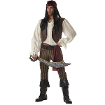 Rogue Pirate Adult Costume 100-145883
