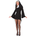 Naughty and Nice Nun Adult Costume 100-145620