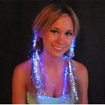 Glowbys Blue Hair Accessory 100-146376