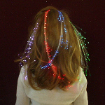 Glowbys Rainbow Hair Accessory 100-146378