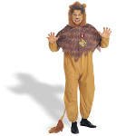 The Wizard of Oz - Cowardly Lion Adult Plus Costume 100-146890
