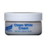 Clown White Creme Foundation (2.5 oz.) 100-147583
