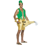 Genie in the Lamp Adult Costume 100-149095
