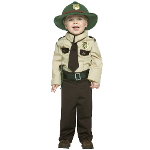 Future Trooper Toddler Costume 100-149116