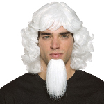 Uncle Sam Wig with Goatee 100-149133