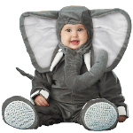 Lil' Elephant Elite Collection Infant / Toddler Costume 100-151925
