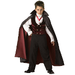 Gothic Vampire Elite Collection Child Costume 100-151952