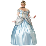 Enchanting Princess Elite Collection Adult Plus Costume 100-152041