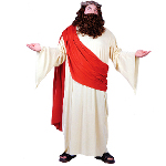 Jesus Adult Plus Costume 100-148908