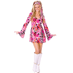 Feelin' Groovy Adult Costume 100-149022
