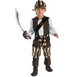 Rogue Pirate Toddler Costume 100-150630
