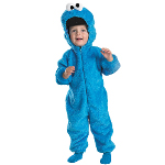 Sesame Street - Cookie Monster Infant / Toddler Costume 100-150770