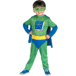 Super Why Toddler / Child Costume 100-150773