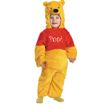 Disney Winnie the Pooh Infant / Toddler Costume 100-150791