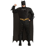 The Dark Knight Rises Muscle Chest Adult Plus Costume 100-149824