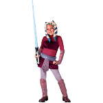 Star Wars Animated Deluxe Ahsoka Child Costume 100-149990