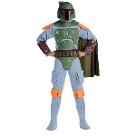 Star Wars Boba Fett Deluxe Adult Costume 100-150046