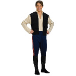 Star Wars Deluxe Han Solo Adult Costume 100-150066